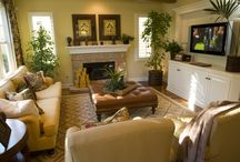 Living Room / by Nell Sweeney