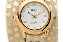 Watches / by Tei Santos