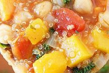Soups on! / Yummy soup recipes for all seasons