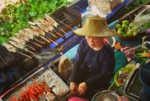 Travelling Thailand to Singapour via Dubai / Dubai, Bangkok, Chiang Mai, Phuket, Kulala Lumpur, Singapour