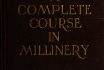Books on Millinery