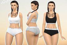Calvin Klein the sims 4