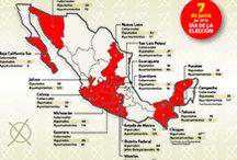 Elecciones 2015 / Aquí encontrarás el seguimiento y los detalles de las elecciones  2015, que se llevarán a cabo el próximo 7 de junio.