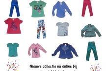 Nieuwe collectie nu online! / Kom gezellig shopppen bij www.trendykidsbathmen.nl