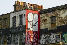 London Streetart / Only my own street art photos