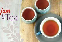 Recipes w/Tea