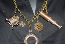 Awesome necklaces made by Jeff Uhrig / by Cindy Uhrig