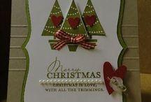 открытки с новым годом / скрапбукинг