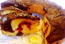 Biskvitni kolači
