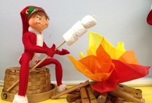 My classroom elf / by Beth Bawidamann