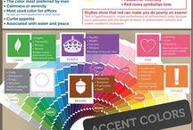 sicología de los colores
