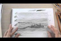 Карандаш-рисование