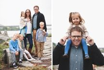 Family Photos What to Wear / Inspiration for what to wear in family photos and how to pull it all together / by Traci Rampton