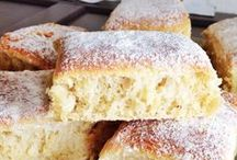 Breadsticks  (and regular bread ofc.)