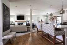 INTERIORS - GREATROOMS / Great rooms in the home