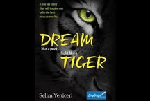 """#IAmTheStorm Song by Selim Yeniceri / Library of history, memoir, new song, """"I Am The Storm!"""" and new book, """"Dream Tiger"""" with poetry - """"Dream like a poet. Fight like a tiger. #NewMusic #music #musicnews Enjoy!"""