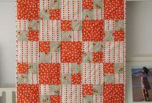 Textiles boho quilt