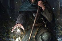 DnD | Alinar the Sorcerer