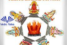 Shared Homam / http://www.vedicfolks.com/shared-homam.html