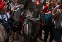 Sci Fi-Costumes