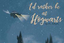 My home - Hogwarts