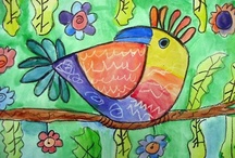 ArtEd- Birds / by Donna Staten