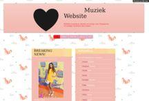 Muziek Website / Bekijk mijn Website http://sabsamu.wix/muziek-website