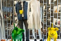 Visual merchandising / #inspiration #work