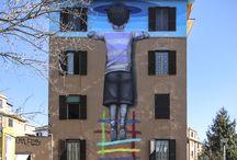Tor Marancia - Roma / street art