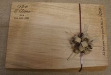 Wooden Gifts / Wooden Wine Boxes & Personalised Gifts