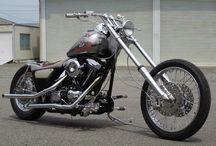 Harley Davidson / Marlboro man
