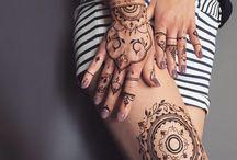 kına (henna)