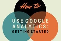 Google Analytics / Would you like to know how many people visit your website?  Google Analytics is a free service that tracks the amount of traffic your website generates.  This board is dedicated to setting up Google Analytics as well as tips and tricks on how to use it effectively.