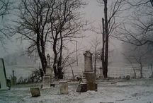 Ohio Real Haunts / There's a bunch of REAL haunts in Ohio - graveyards, abandoned buildings, and more!