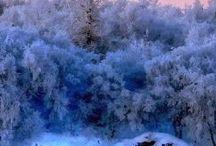 Všade, kde je sneh      :)) / vyzerá to dobre že ??