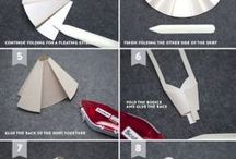Χαρτινες κατασκευες