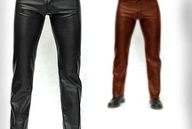 Leather Pants / by MakeYourOwnJeans