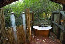 Koupelna venkovní