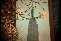 Spring in the city / There is nothing better than springtime in the big city!
