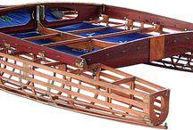 Katamaran sailboat