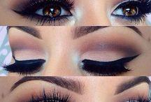 Eye make up / How to make beautiful eye makes up