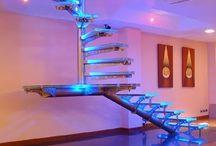 Stairs  Railing Handrails