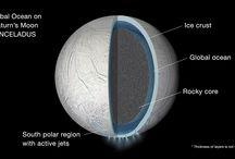 SISTEMA SOLAR / Información y datos sobre el Sol y los planetas de nuestro Sistema
