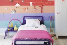 Bedrooms for kids / by Nancy Booth Valentine