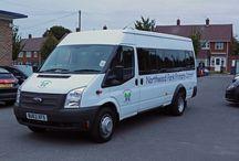 School Minibus Leasing / Our latest school minibus deliveries