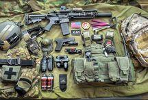 Vêtements et accessoires militaires