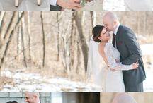 Intimate MN Winter Wedding by Festivities