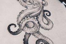 Осминоги