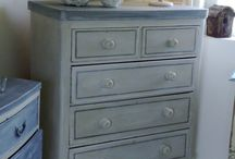 Painted Furniture / by Sarah Hailey