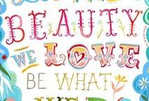 Words I Heart / by Julie Henderlight